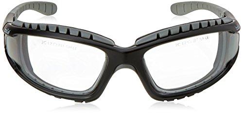 Bollé - Tracker II - Lunettes de Sécurité - Smoke Lens Clear Lens ... 1db3ea97e343