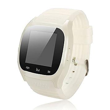 Rwatch M26S 1.4inch 108MHz IP57 Muñeca SmartWatch para iOS Android (color: blanco)