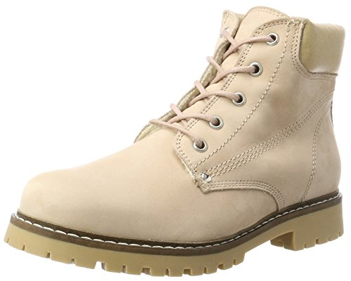 Worker Rose Rosa Stivali Boot Chukka Rosa BIANCO Warm Donna 5xTwBB