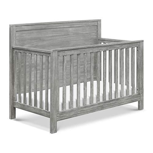 DaVinci Fairway 4-in-1 Convertible Crib, Cottage Grey ()