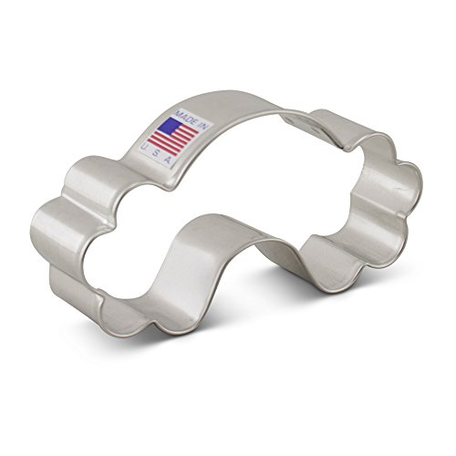 Ann Clark Rainbow Cookie Cutter - 4 Inches