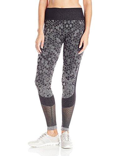 NUX Women's Honeycomb Pant Black L [並行輸入品]