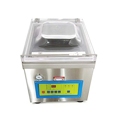 CHUANGYI DZ265T Heavy duty Chamber Vacuum Sealer Machine For Food Commercial Grade Stainless Steel 110V