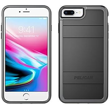 iphone 6 black and grey. iphone 8 plus case | pelican protector - fits 6/6s/7 iphone 6 black and grey