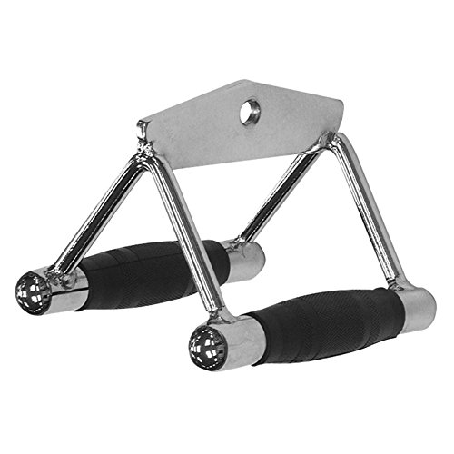 Body Solid Seated Row / Chin Bar Combo