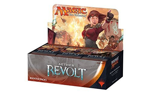 Magic: the Gathering - Aether Revolt Booster pack x 1 PRE-ORDER Ships On January 20, 2017