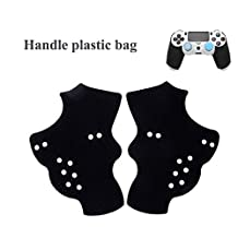 UEB NEW Silicone Rubber Soft Cover Case for Sony Playstation 4 PS4 Controller Grip Handle