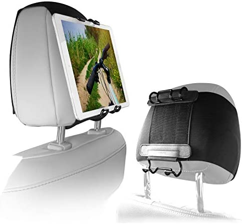 Macally Tablet Headrest Mount Holder product image