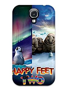 Galaxy Case - Tpu Case Protective For Galaxy S4- Happy Feet Two Movie