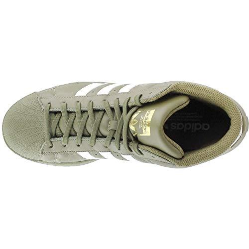Olive Adidas Uomo Ac7067 gold white EqwqaHx