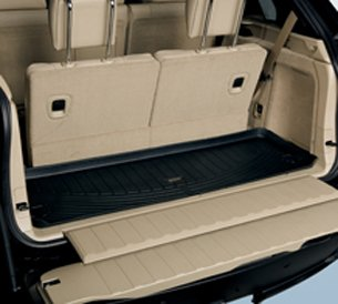 BMW X5 All Weather Cargo Liner-Black without 3rd Row Seats