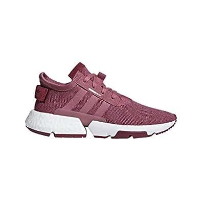 adidas Womens B37508 Pod S3.1 Red Size: 5