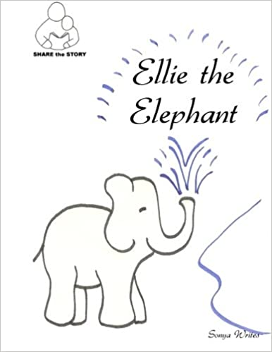Counting Number worksheets math addition coloring worksheets : Share the Story: Ellie the Elephant: Sonya Writes: 9781470087920 ...