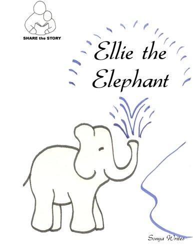 Share the Story: Ellie the Elephant ebook