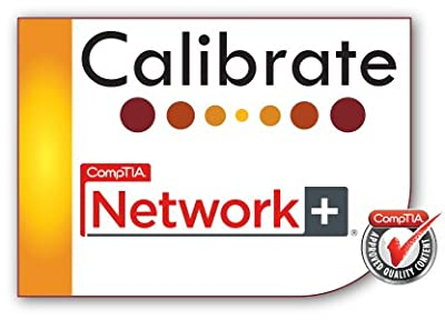 Calibrate Network+ (N10-005), powered by Calibrate [eLearning, shows as DVD-ROM]