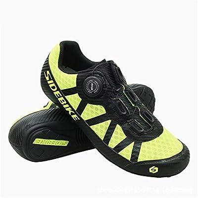 ZWYY Zapatos de Ciclismo, Zapatos de Bicicleta de montaña Unisex ...