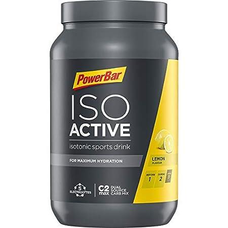 Powerbar Isoactive Bebida Isotónica con Electrolitos y Hidratos de ...