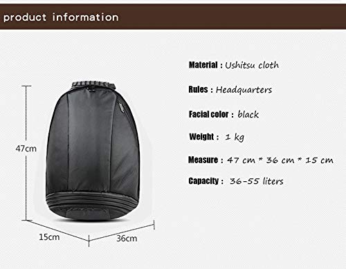 Motorsports Knight Riding Bag Kit Motorcycle Backpack Stealth Waterproof Track Pack Travel Helmet Drag No Computer Molded Outdoor Back H66qwx