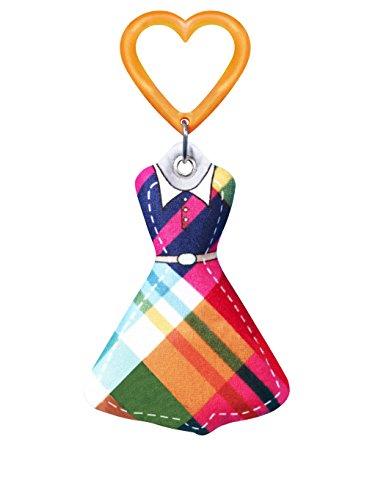 Nantucket Dress Silent Fidget & Backpack Charm - Discrete & Compact Fidget By HipFits