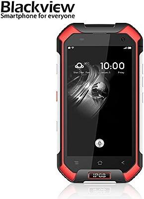 Outdoor Smartphone 4 G, Blackview Bv6000 IP68 resistente al agua ...