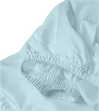 Organic Cotton Crib Sheet by Whisper Organic- GOTS Certified, 300 Thread Count, Sateen, Luxury Super Soft Highest Quality Best Price (52x28x9, Pink Polke Dots) Whisper Organics