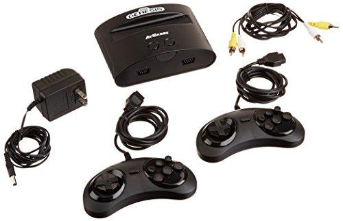 Sega genesis atgames classic game console 2013 - Atgames sega genesis classic game console game list ...
