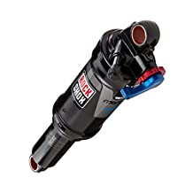 Rockshox Monarch RL Tune Mid Reb/Mid Comp 430 Lock-Out Force Fast Body includes Service Kit and Shock Pump - Black, 190 x 51/7.5 x 2.0 mm