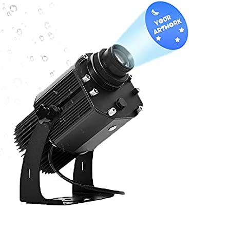 DYJD 30W Logo GOBO Projector LED GOBO Light Free Proyector ...