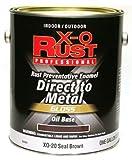 True Value XO20-GL XO-Gallon Brown Gloss Enamel