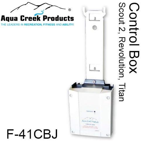Aqua Creek Products F-41CBJ Titan & Pro Spa 交換用 & Revolution コントロールスカウトボックス