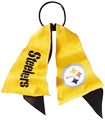 NFL Pittsburgh Steelers Ponytail Holder