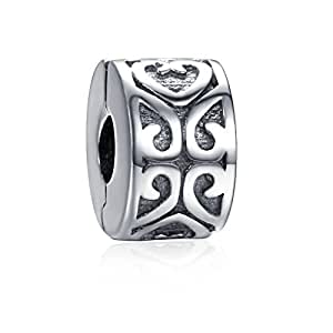 Fashionable Charms 925 Sterling Silver Soufeel jewellery Compatible by icecream design