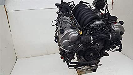 Engine Motor 4.5L With Turbo Engine VIN C 450 Hp 03-06 Cayenne Porsche