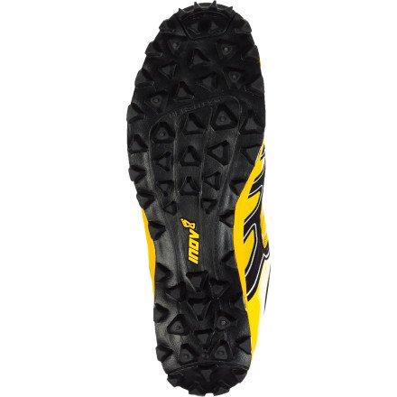 Inov 8 Mudclaw 300 Trail Running Shoe - Men's Yellow/Black, 8.5 - Men's