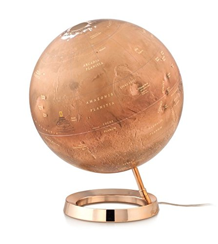 Red Planet: Globus Planet Mars (Himmel und Planeten)