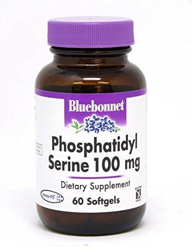 Bluebonnet – Phosphatidyl Serine Complex 100mg – 60 Softgels