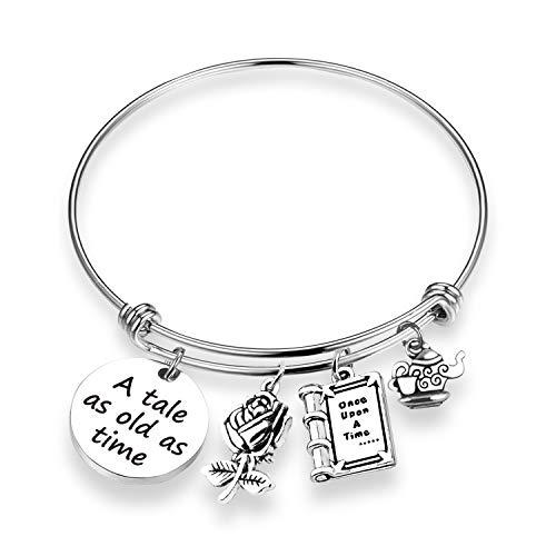 Belle Merchandise - ZNTINA Inspired Bracelet A Tale As