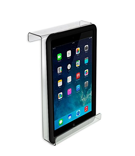 Vertical IPad Size Treadmill Book Holders