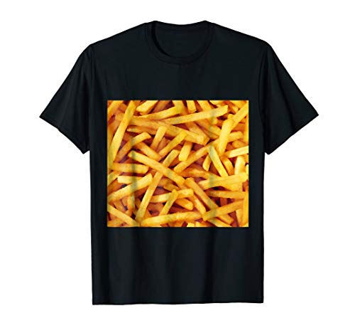 French fries Halloween Matching Group Costume Ideas T Shirt ()