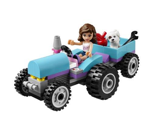 Amazoncom Lego Friends 41026 Sunshine Harvest Toys Games