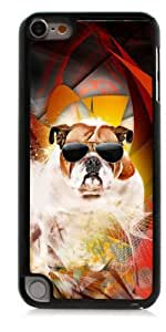 HeartCase Hard Case for Apple itouch 5g 5th Generation ( Bulldog Dog )