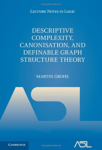 Descriptive Complexity, Canonisation, and Definable Graph Structure Theory (Lecture Notes in Logic)