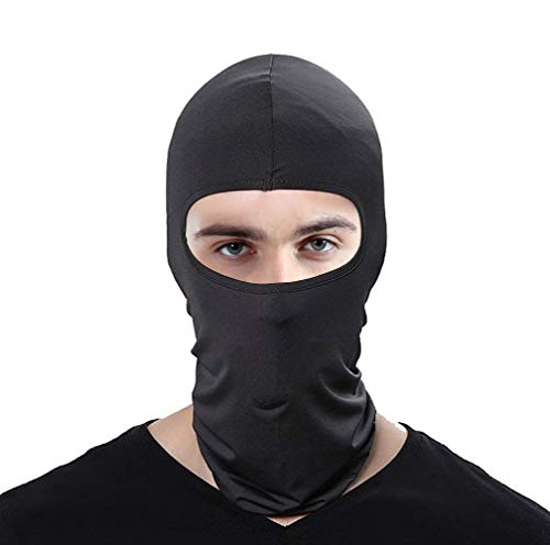 3 In 1 Winter Windproof Outdoor Sports Face Mask Ski Snowboard Hood Hat Neck Warmer Cap Camping Hiking Thermal Scarf Fine Craftsmanship Men's Accessories Men's Scarf Sets