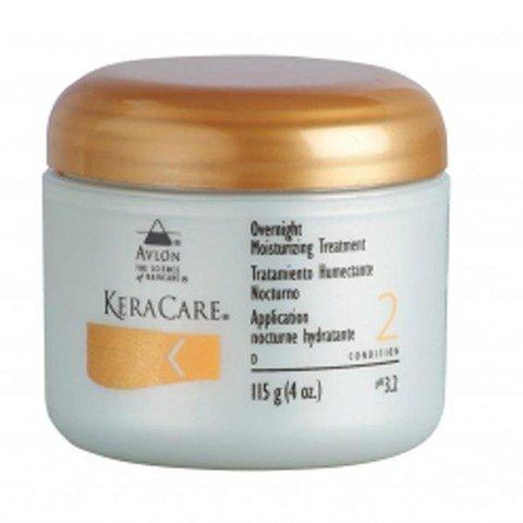 Avlon Keracare Overnight Moisturizing Treatment 115G