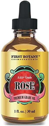 Rose Essential Oil 1 fl. oz - Ultra Premium Undiluted Rose Oil/Rose Absolute Oil