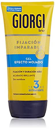 Giorgi Line - Gel fijador Ultra Wet Fix - 165 ml