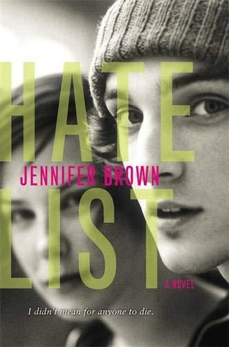 Hate List: Amazon.fr: Brown, Jennifer: Livres anglais et étrangers