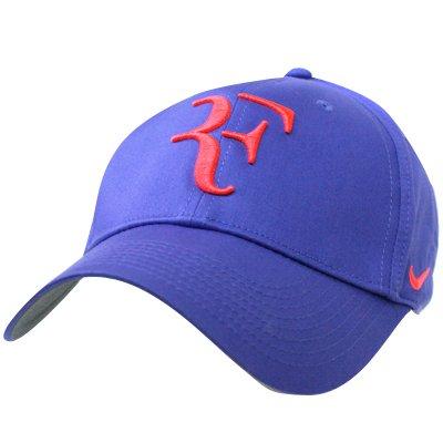 Nike Premier RF Roger Federer Hybrid Hat Court Purple (Roger Federer Hybrid)
