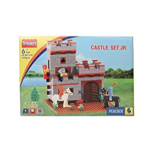 Peacock Junior Castle Set