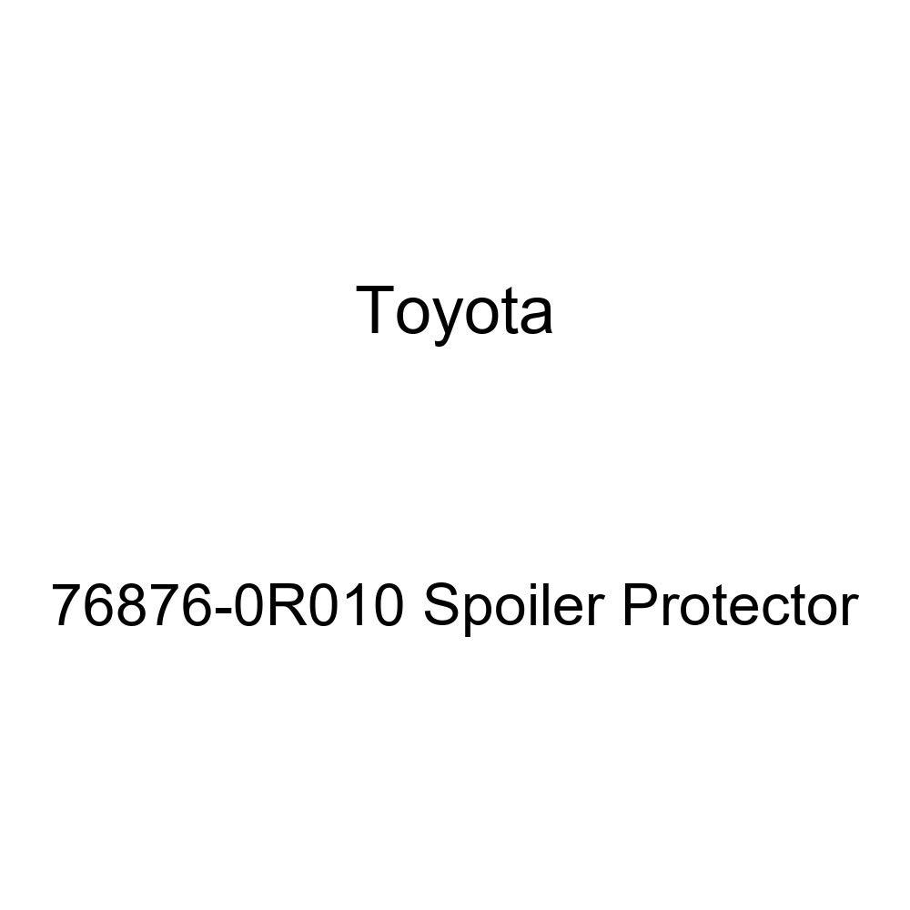 TOYOTA Genuine 76876-0R010 Spoiler Protector
